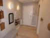 Reforma de un pasillo de vivienda en casa apartamento caserío Bizkaia - Vista 3