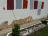 Pintura para rehabilitación de fachada en Durango