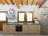 Rebestimientos de cocina de caserío en Abadiño