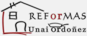 Logotipo Reformas Unai Ordoñez