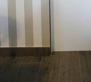 reforma de la cocina, conbinación de revestimientos suelo y paredes