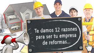 Empresa de reformas en bizkaia te damos 12 razones