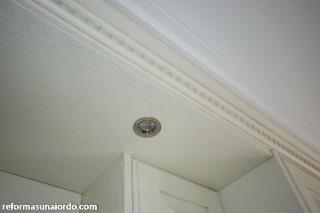 Apliques de luz de zona superior cocina