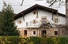 Reforma de fachada de un caserio en Gorozika Muxika Gernika Bermeo