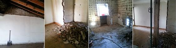 Reforma integral de caserio o casa en gernika busturia urdaibai