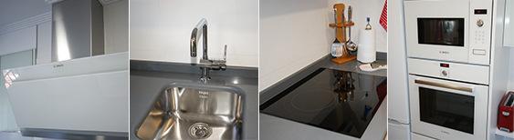 Reforma de cocina baño salón comedor en Ea Mundaka Lekeitio Bizkaia ancha