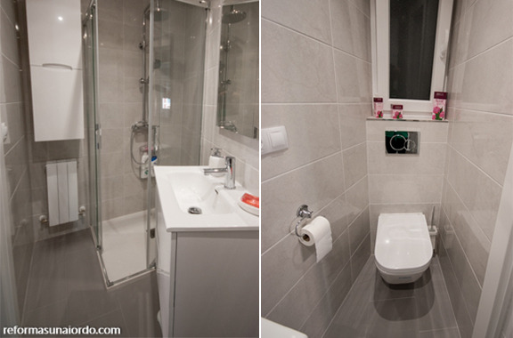Presupuesto obra baño en Bilbao Bizkaia